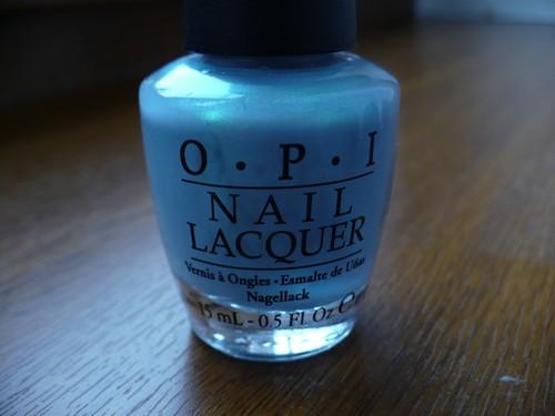 opi nail polish go on green!