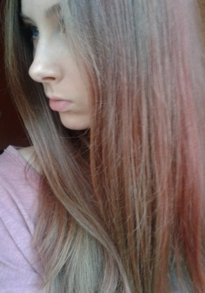 rude refleksy spray koloryzujący do włosów