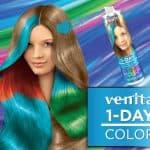 Spray koloryzujący do włosów – Venita 1-DAY COLOR – recenzja i tutorial